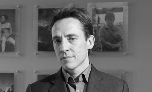John yorke main headshot black and white