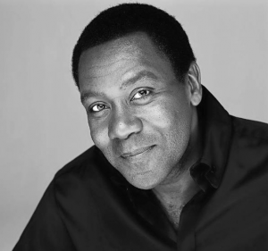 Lenny henry headshot testimonial black and white