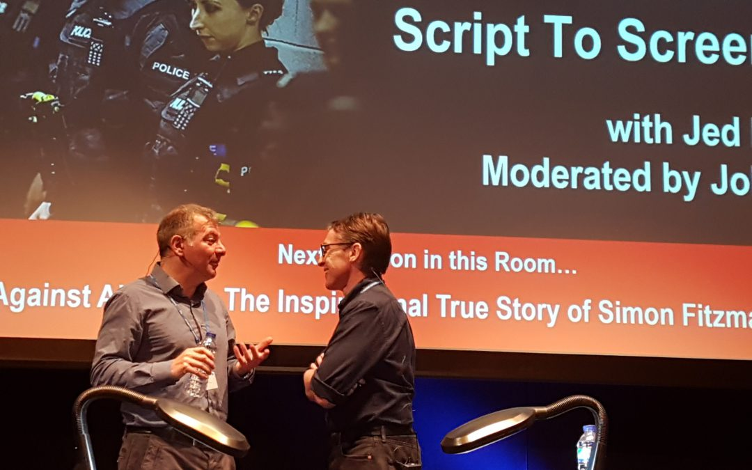Screenwriting tip: step back from the detail, let the bigger picture emerge