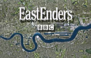 EastEnders BBC Map image