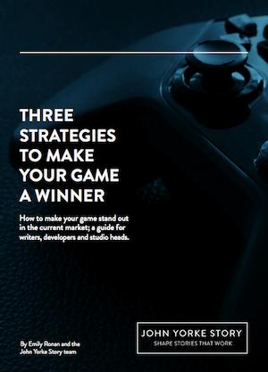 Game Theory & Narrative Design  Learn Online  John Yorke