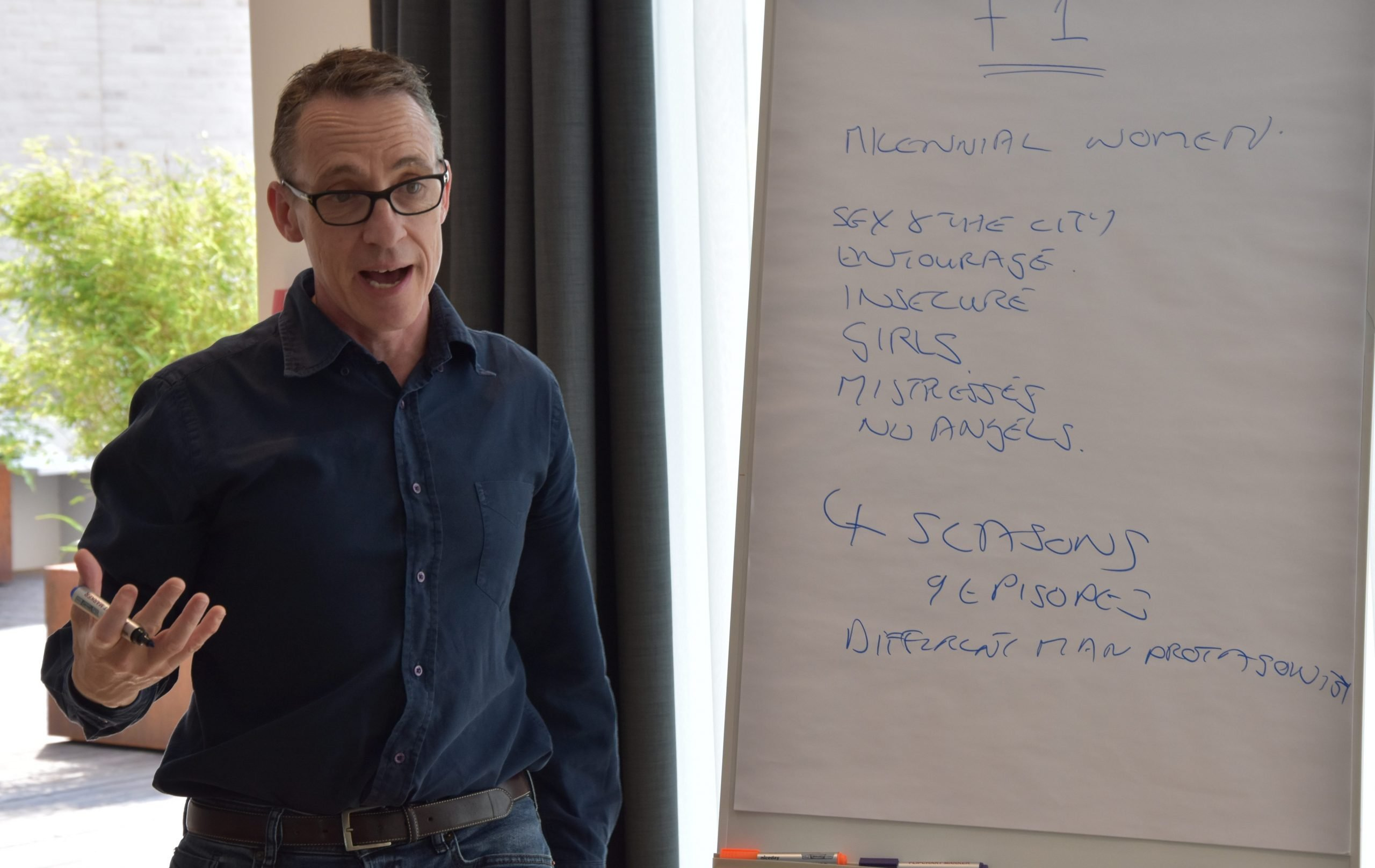 john yorke, Hamburg, training, online courses, 5 act structure, into the woods, narrative training